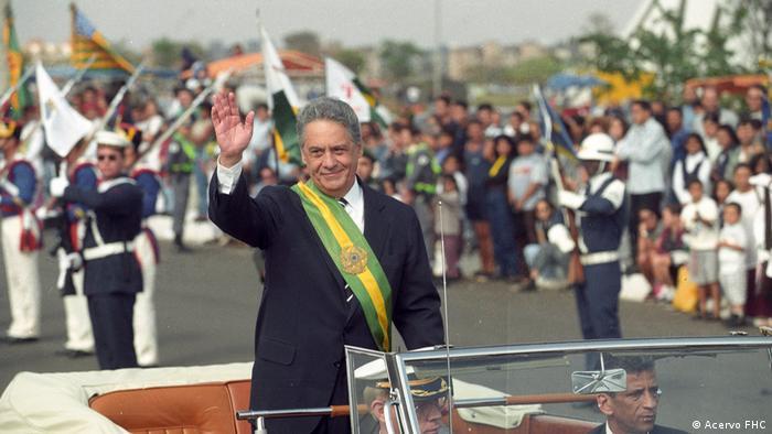 Brasilien Brasilia - Amtseinführung von Fernando Collor de Mello (Acervo FHC)