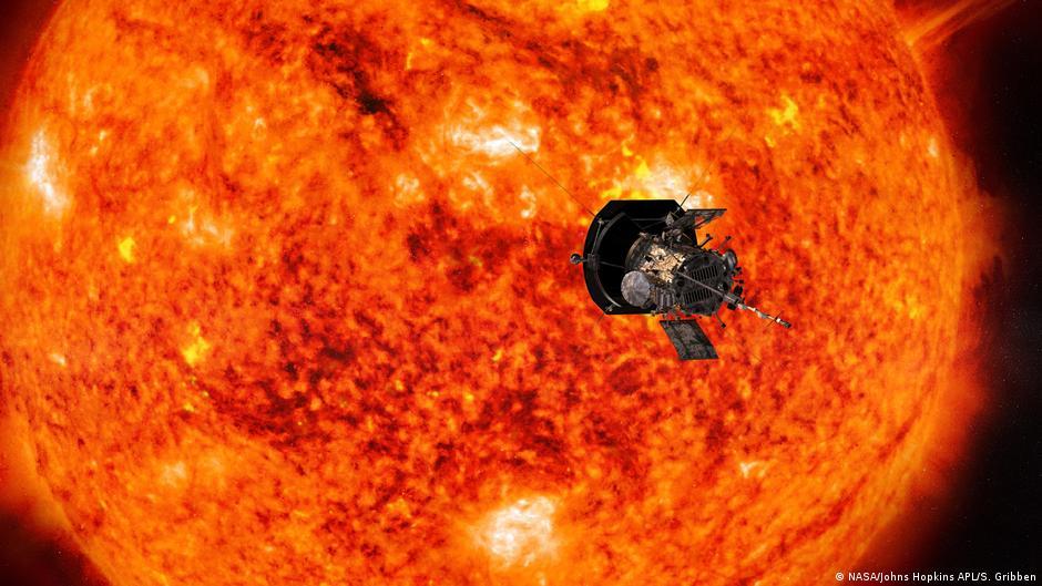 人類最接近太陽的一刻!NASA發射「帕克號」太陽探測器,預期七年後將抵達太陽大氣層!