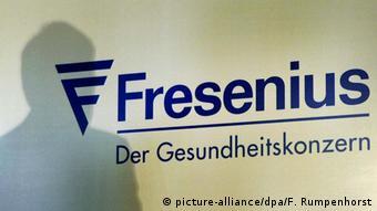 Fresenius Kabi (picture-alliance/dpa/F. Rumpenhorst)