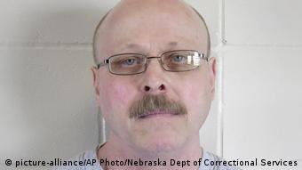 Nebraska Hinrichtungskandidat - Carey Dean Moore (picture-alliance/AP Photo/Nebraska Dept of Correctional Services)
