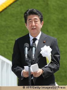 Gedenken an Atombomben-Angriff auf Nagasaki