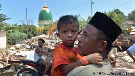 Землетрус в Індонезії: підтверджене число жертв зросло до 321 особи