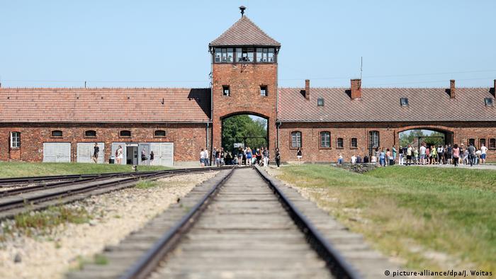 Konzentrationslager Auschwitz (picture-alliance/dpa/J. Woitas)