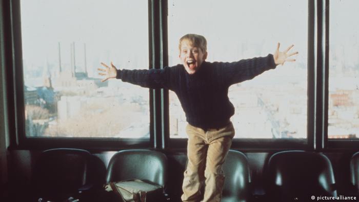Imagen de la película Perdido en Nueva York.