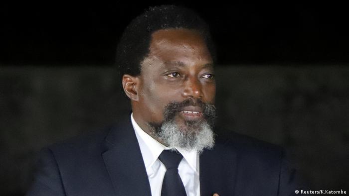 DRC Präsident Joseph Kabila