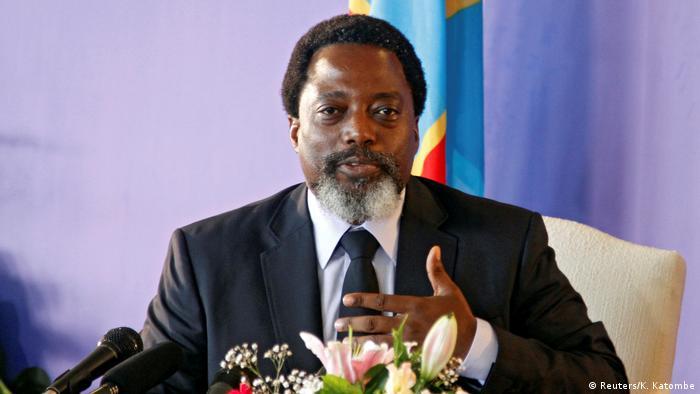 DRC President Joseph Kabila