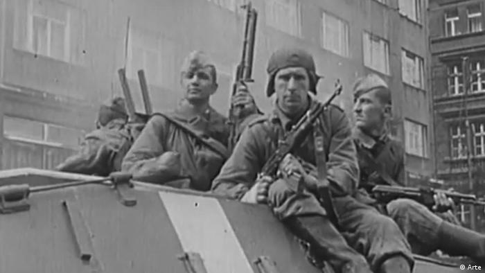 1968 - Ende des Prager Frühlings