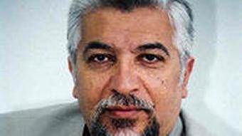 Fereydoun Sheybani, iranischer Sportjournalist, früherer Redakteur der Zeitung Keyhan