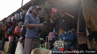 Kenia Symbolbild Markt