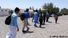 Iran afghanische Flüchtlinge