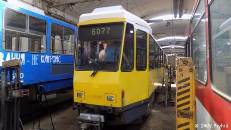 Обережно, двері не відчиняються: як Львів купив трамваї у Берліна