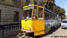Deutsche Straßenbahn in Lwiw (Lemberg), Ukraine