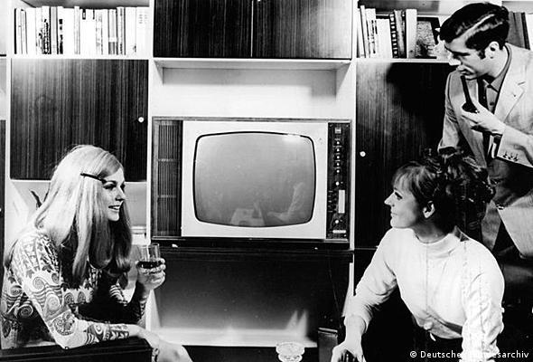 .Reklama za televizor iz 1969.godine