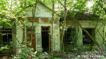 Tschernobyl Sperrzone und die Stadt Pripyat