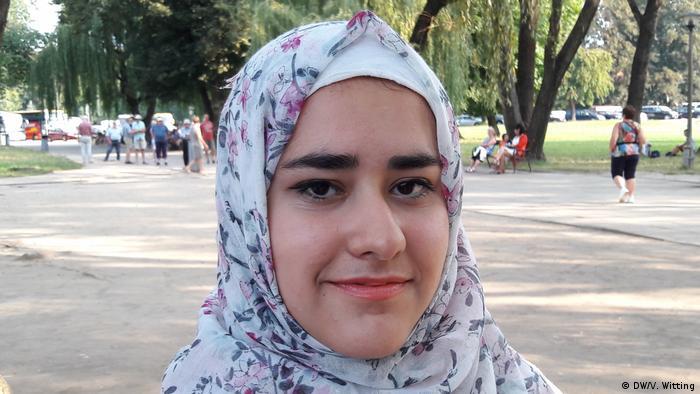 Polen, Auschwitz: Muslima Masa Alimam besucht KZ