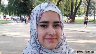 «Για πρώτη φορά συνάντησα Εβραίους», λέει η Μάσα Αλιμάν, προσφυγοπούλα από τη Συρία