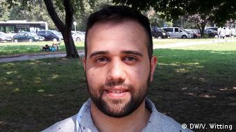 Khaled Naeem(DW/V. Witting)