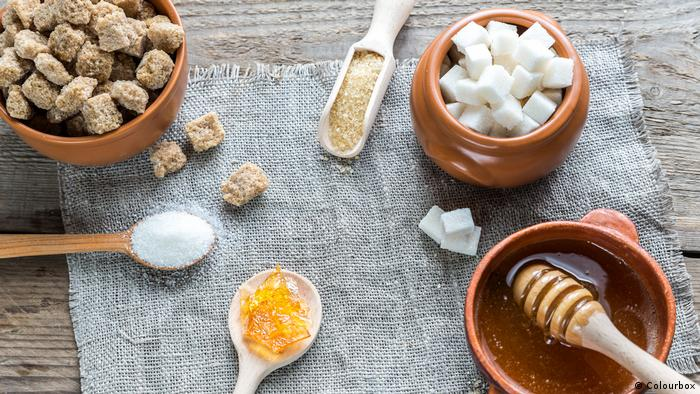 بدائل طبيعية عن السكر