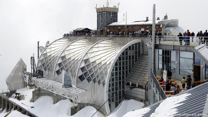 Мюнхенский дом в Альпах