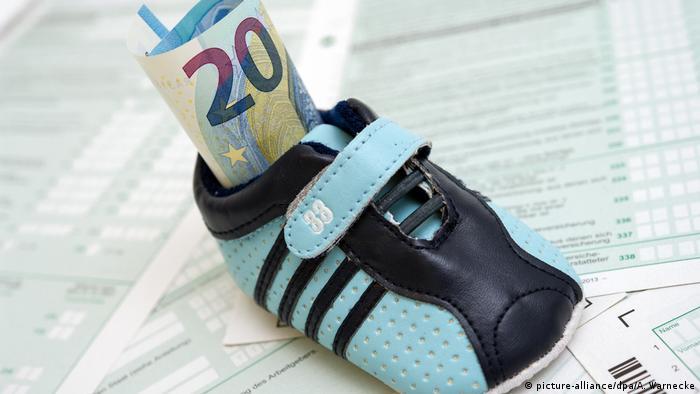Symbolbild: Kindergeld und Kinderfreibetrag