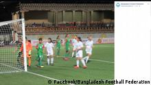 Facebook Screenshot: Bangladesh Football Federation