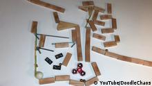 Exit: Marbles, Magnets and Music