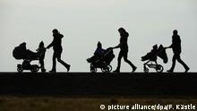 Deutschland Symbolbild Kindergeld