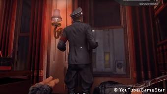 Ο δικτάτορας από το παιχνίδι Wolfenstein