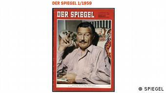 Cover: Der Spiegel 1/1959 Gregor von Rezzori