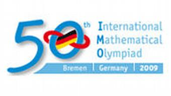 Logo Greeting International Mathematical Olympiad