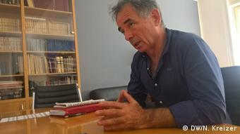Ο Μίλοραντ Πούποβατς, ηγετική φυσιογνωμία της σερβικής μειονότητας στην Κροατία