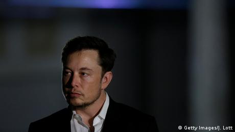 Elon Musk (Getty Images/J. Lott)