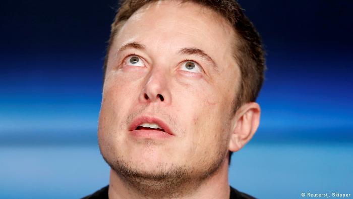 Elon Musk (Reuters/J. Skipper)