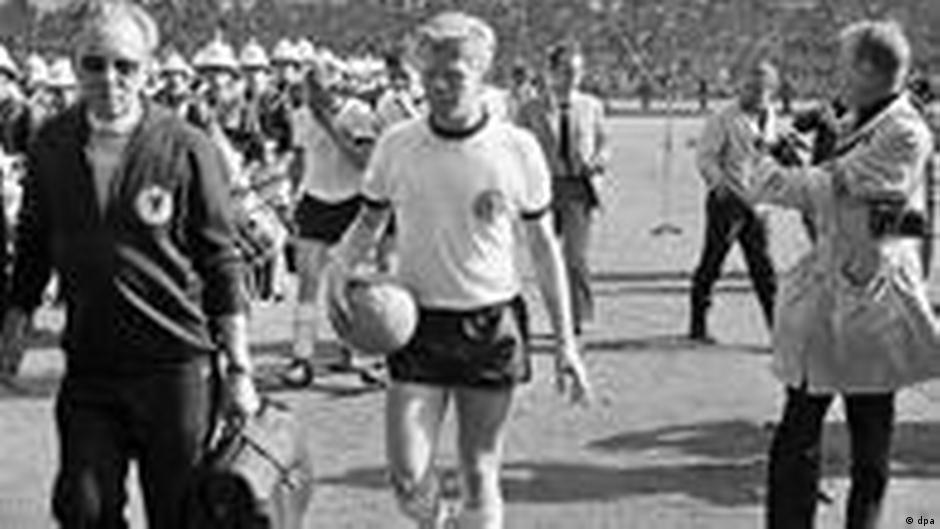 Der ″Ball-Dieb″ von Wembley | Sport | DW | 21.07.2009