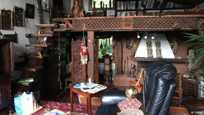 Дом в Касселе, в котором жила Анна