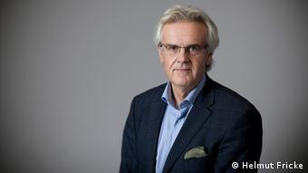 Rainer Hermann, FAZ & Klett-Cotta (Helmut Fricke)