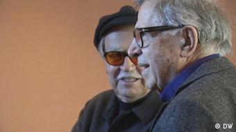 Euromaxx Regisseur Paolo Taviani und Vittorio Taviani