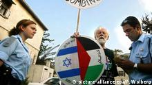 Uri Avnery (picture-alliance/epa/P. Wolberg)