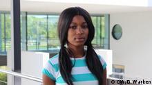 Aïssata aus dem Senegal