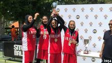 Iran Basketball Damen Nationalmannschaft