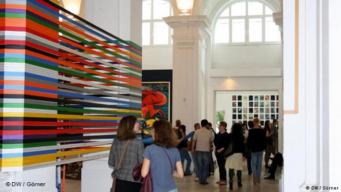 Rundgang Universität der Künste Berlin 2009 (DW / Görner)