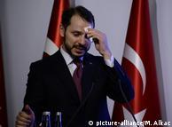 Finanzkrise: Ankara wirbt in Berlin um Unterstützung