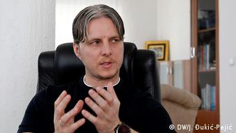 Serbien Reportage aus dem Preševo-Tal | Shqiprim Arifi, Bürgermeister von Presevo