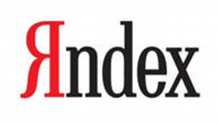 Logo von Yandex