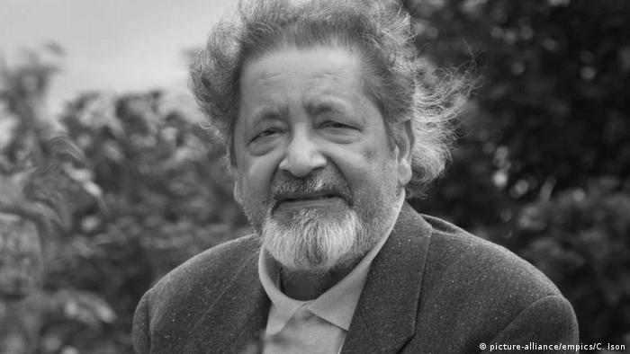 UK V.S. Naipaul SW (picture-alliance/empics/C. Ison)