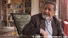 British author V.S. Naipaul