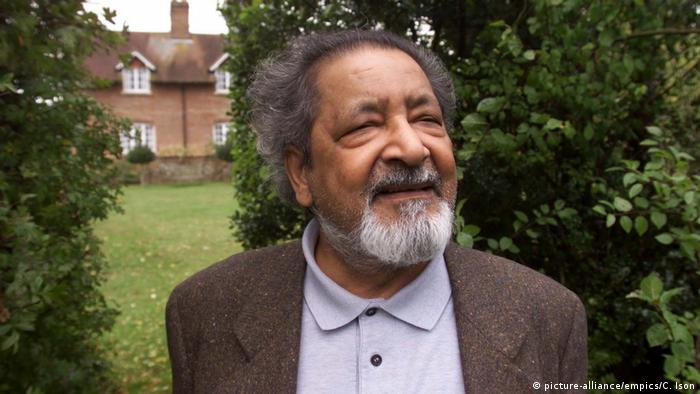 UK V.S. Naipaul (picture-alliance/empics/C. Ison)