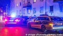 Deutschland Symbolbild Gewalt gegen Flüchtlinge
