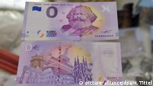 Zero euro bank note (picture-alliance/dpa/H. Tittel)