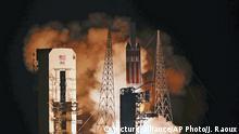 USA Cape Canaveral - Parker Solar Probe startet